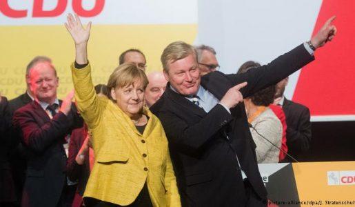 Merkel y el nuevo gobierno de Alemania