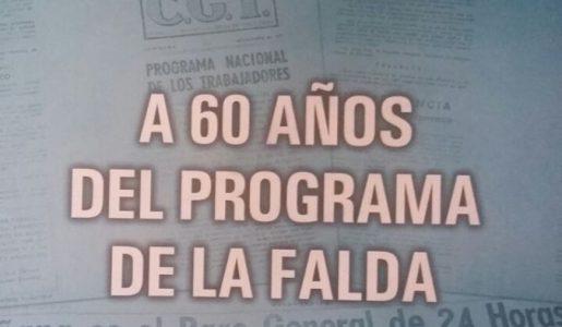 60 años del Programa de La Falda
