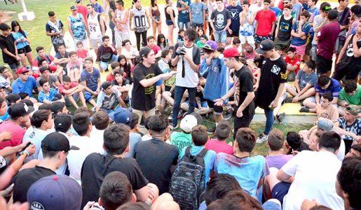 Rap: música de denuncia y aspiración