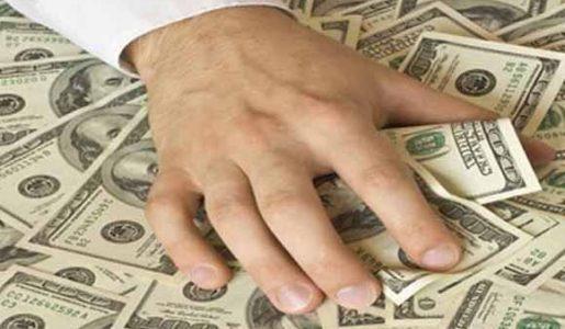 El parasitismo financiero saquea