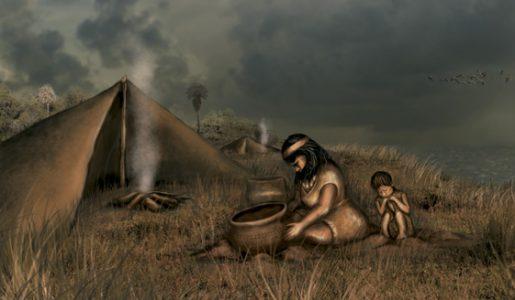 El pasado indígena junto a las comunidades