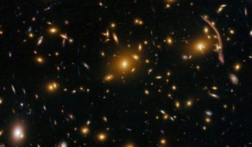 Masa de pares de galaxias