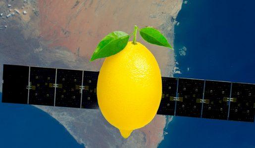 Limones, satélites y poder