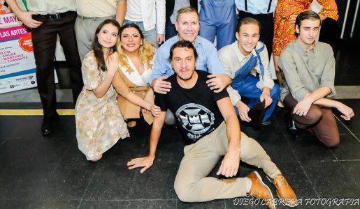 El Gringo, el musical de Tosco