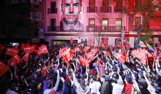 Nuevos tiempos políticos para España