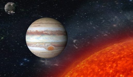 Lunas convertidas en planetas