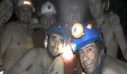 El rescate de los 33 mineros
